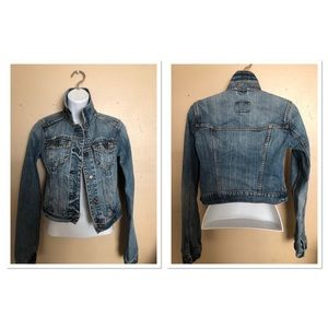 Hollister  Jean Jacket Size XS
